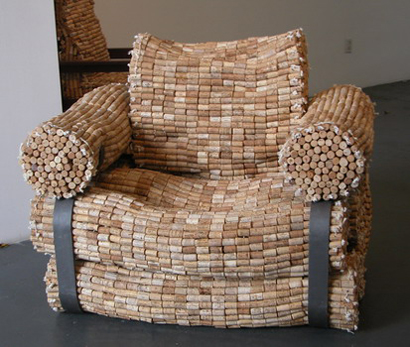 cork chair 3000