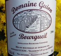 guion bourgueil