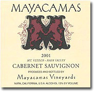 mayacamas label