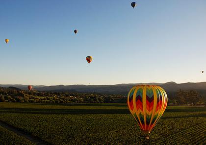 napa balloon