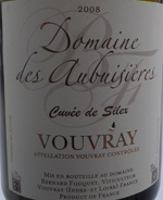 aubuisieres vouvray
