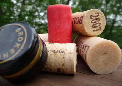 corks wine closures