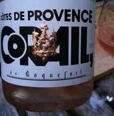 corail rose wine
