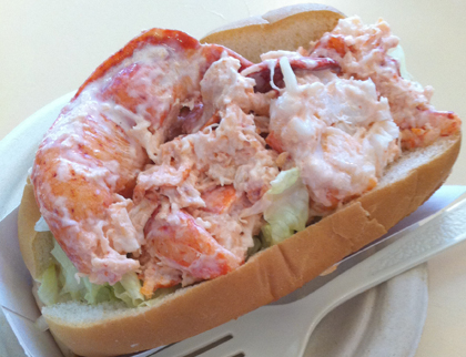 Lobster roll: impossible food-wine pairing? - Dr Vino's wine blog Dr ...