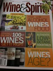 wine spirits alcohol