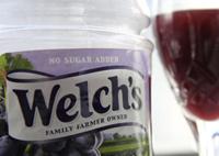 welchs wine