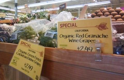 wine grapes whole foods