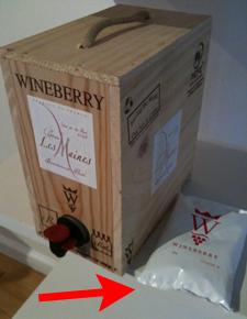 wineberry box