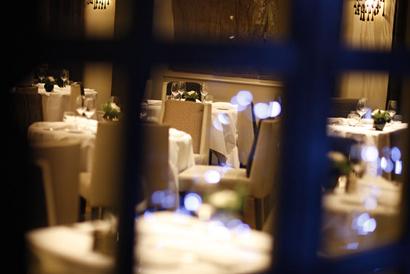 the ledbury dining