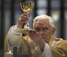 pope chalice