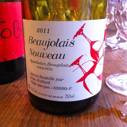 beaujolais nouveau 2
