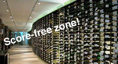 wine shop score1 Theres no point! Wine retailers that say no to scores
