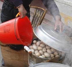 urine eggs china