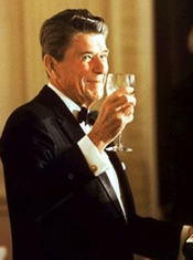 RonaldReagan wine