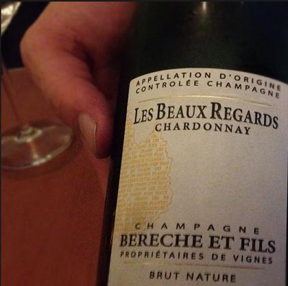 bereche champagne