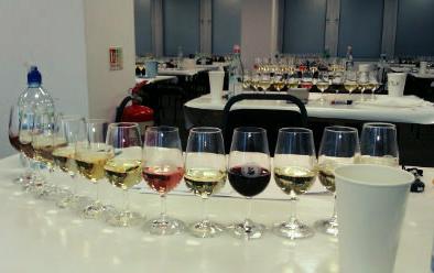 blind wine tasting MW