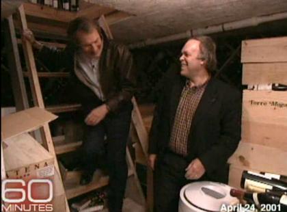 parker cellar charlie rose2