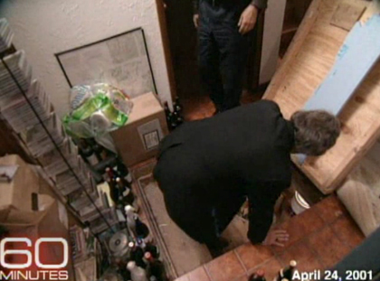 parker wine cellar