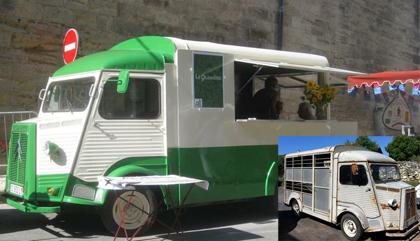wine food truck