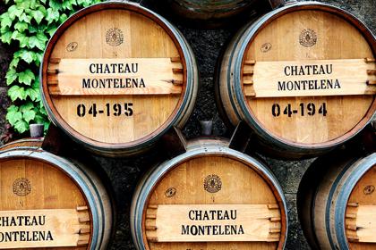 chateau montelena barrels