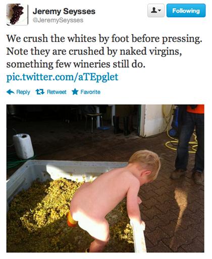 wine crush