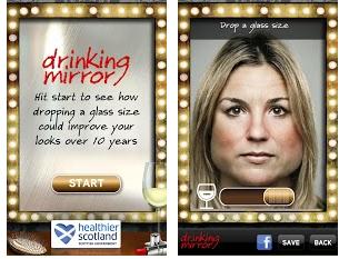 scotland drinking app