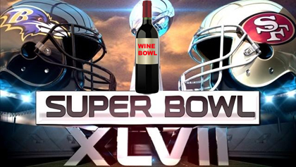 super bowl wine