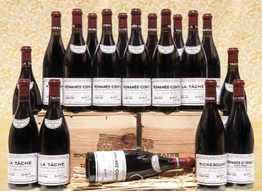 DRC_wine_auction